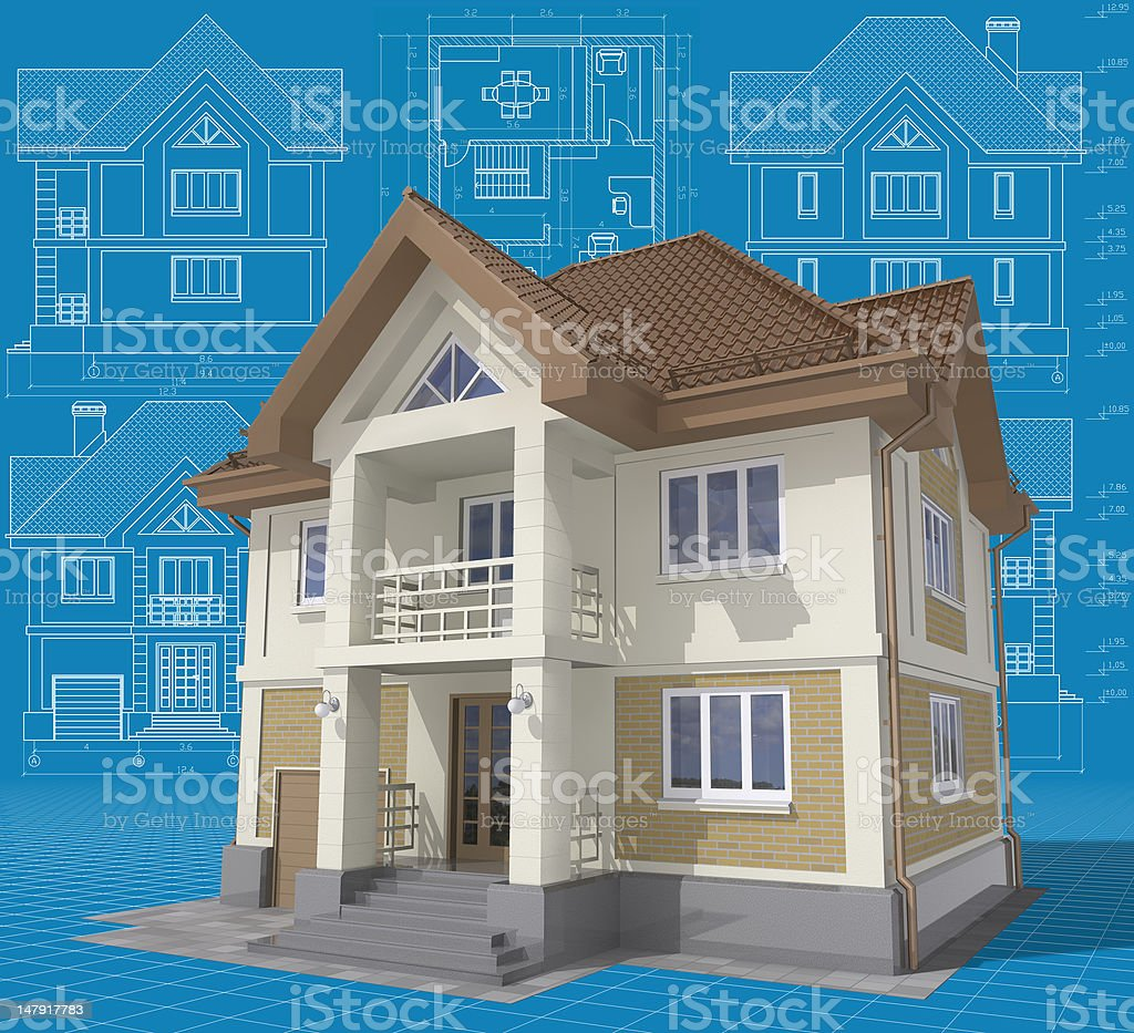 Building. royalty-free stock photo