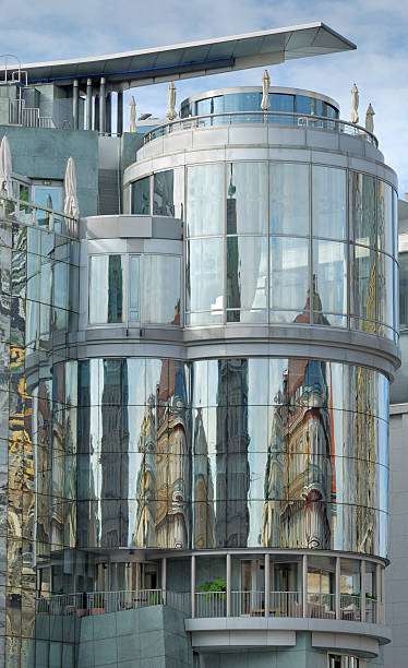 Gebäude. – Foto