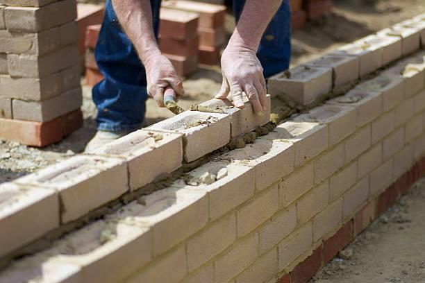 Building... stock photo