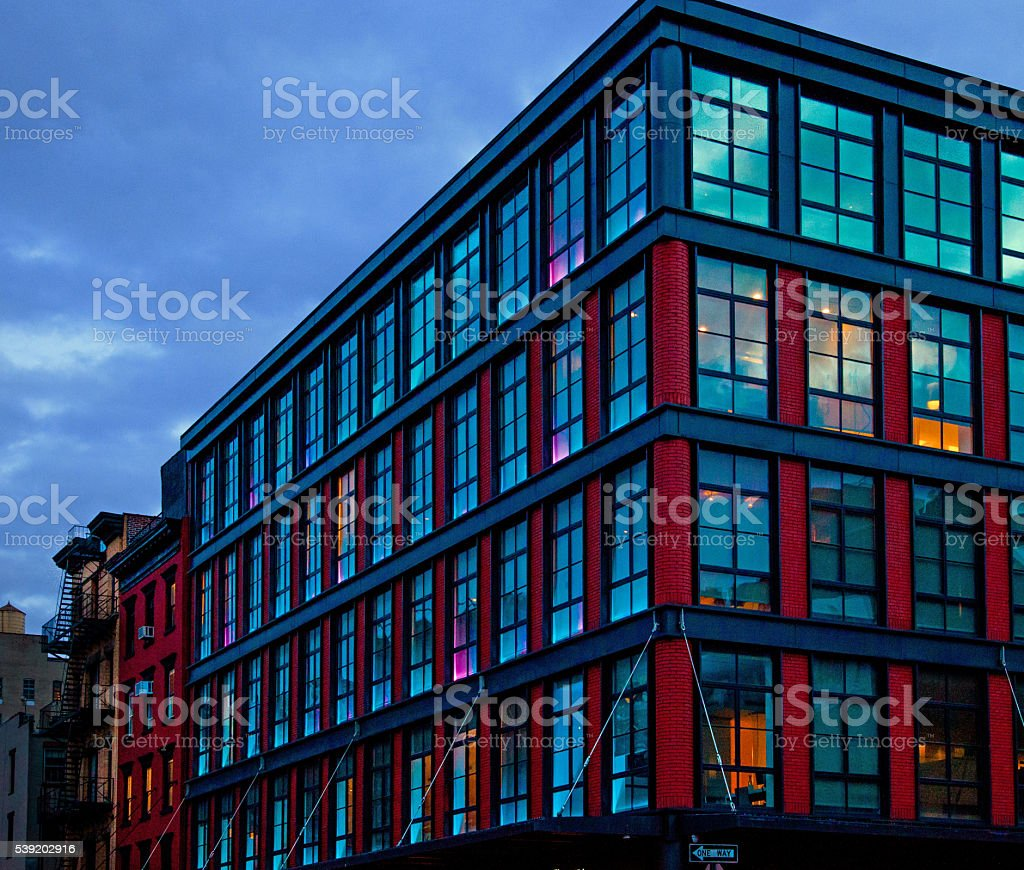 Building stock photo