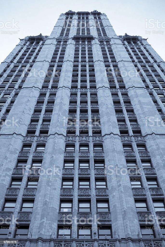 Building royalty free stockfoto