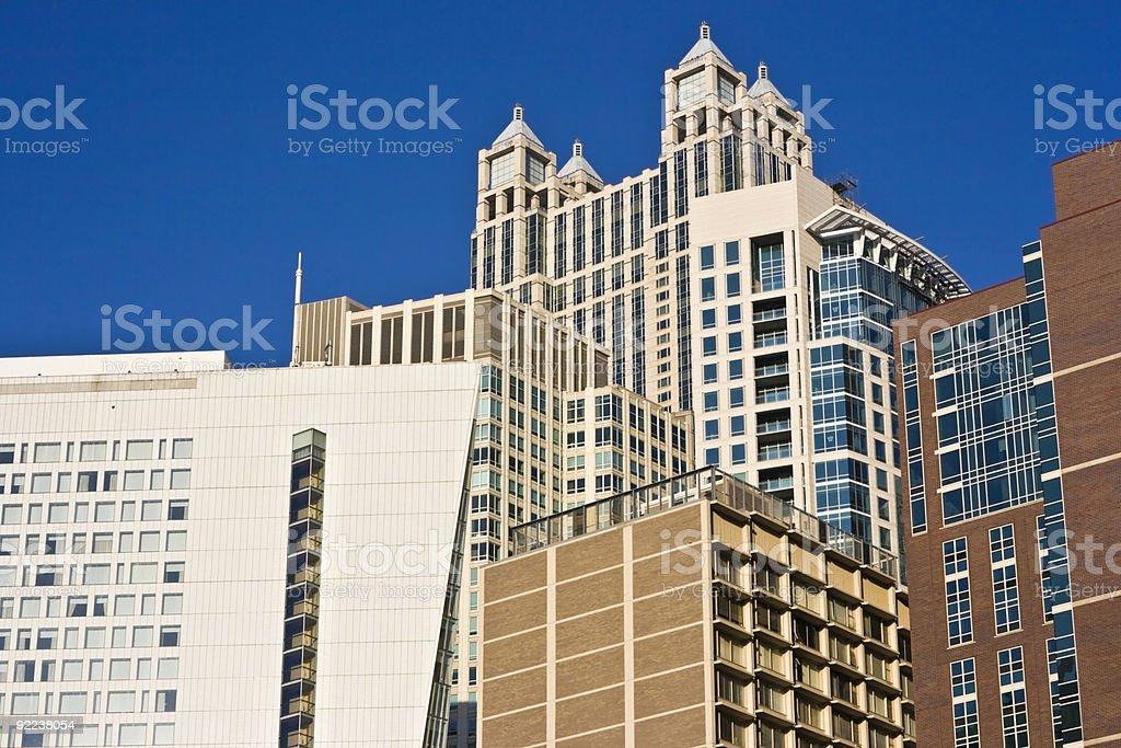 Building puzzle - Chicago, Il. stock photo