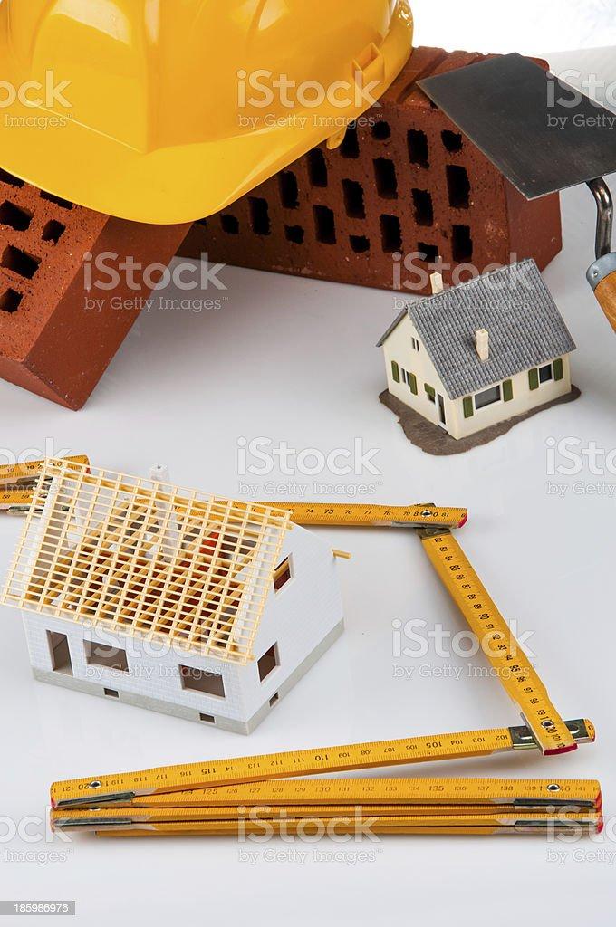 Building theme royalty-free stock photo