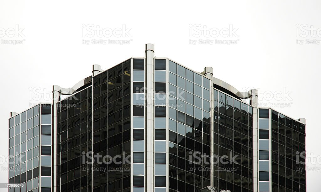 Building Top royalty-free stock photo