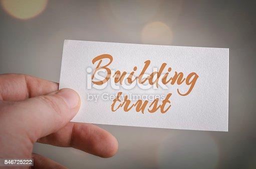 939533958istockphoto Building trust card 846725222