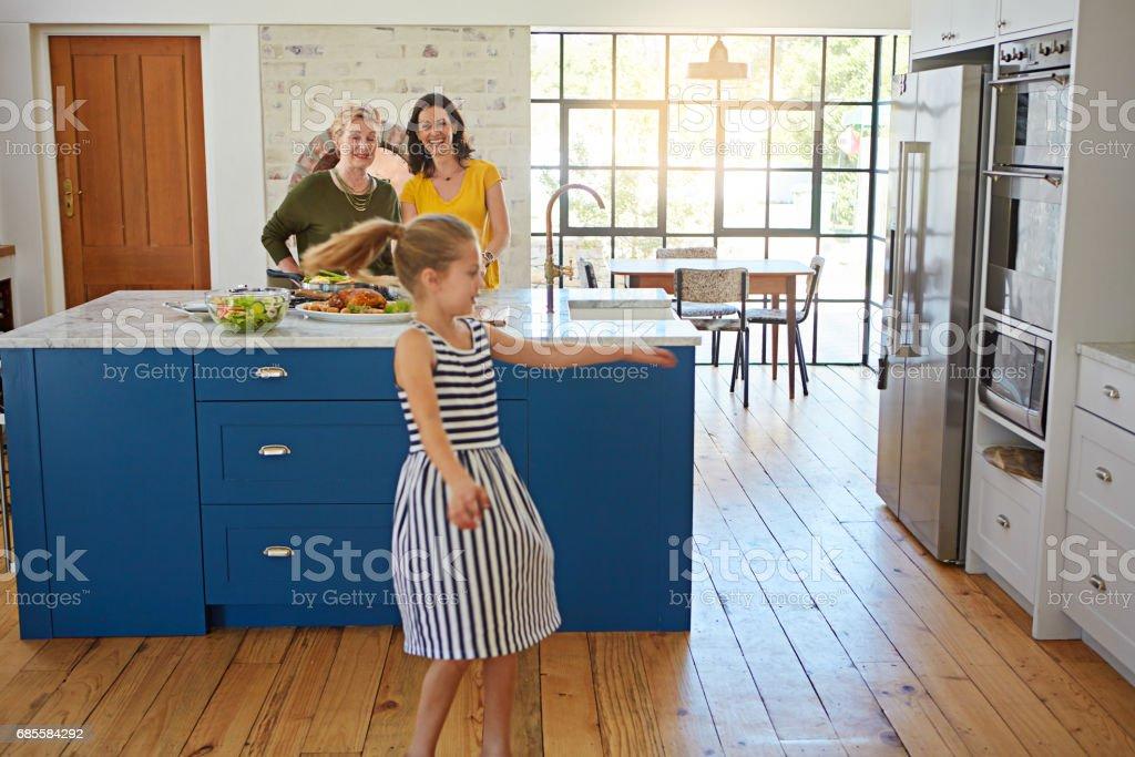 Building up an appetite foto de stock royalty-free