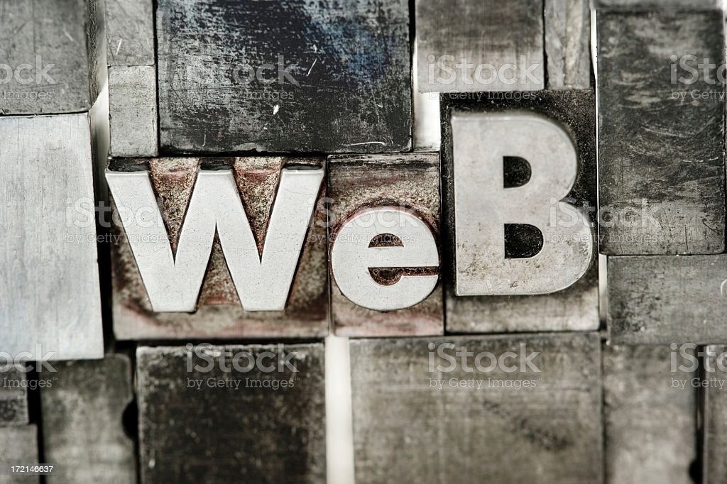 Building WEB stock photo