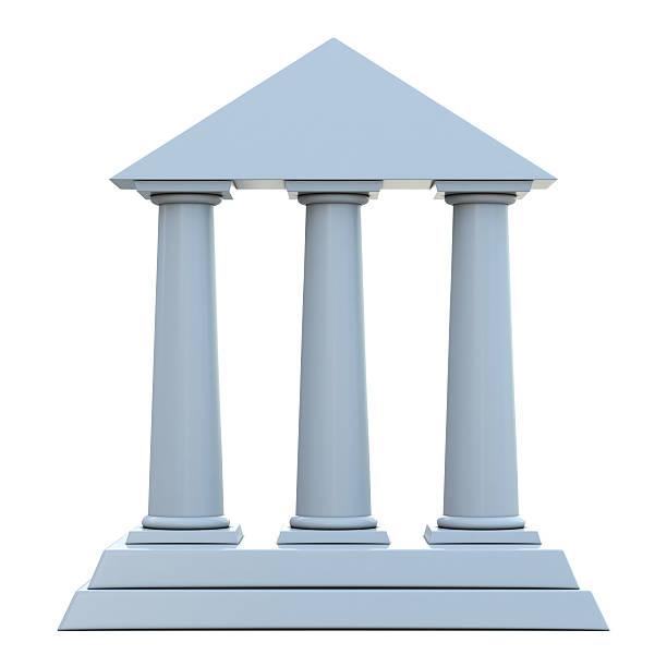 edifício com três colunas - três objetos - fotografias e filmes do acervo