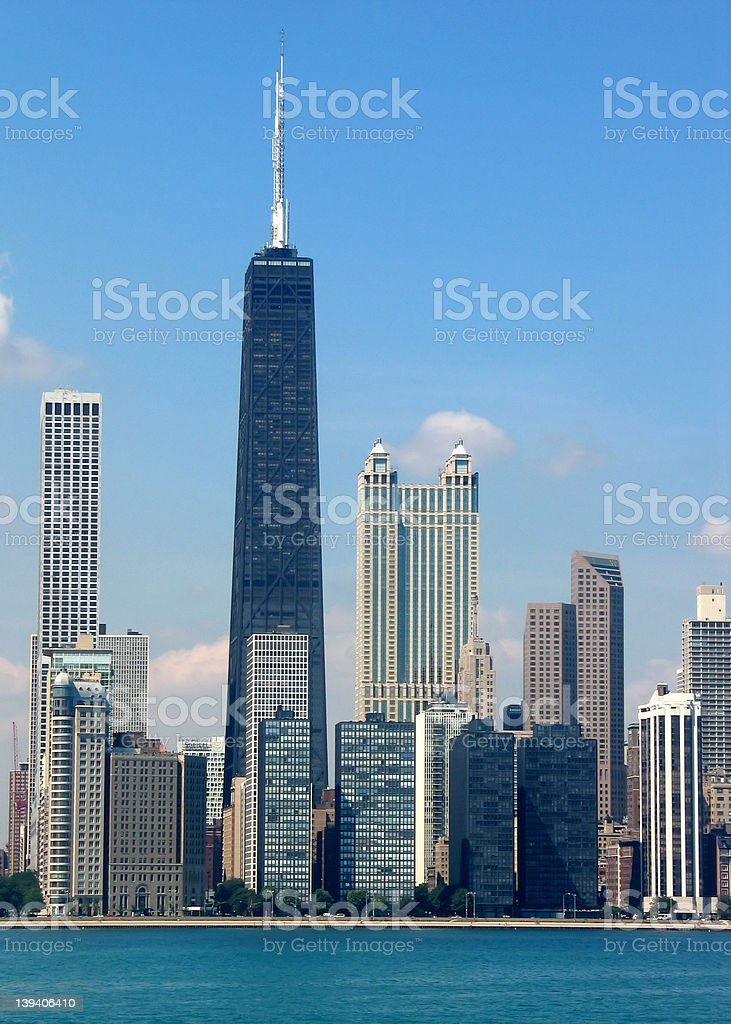 buildings 1 royalty-free stock photo