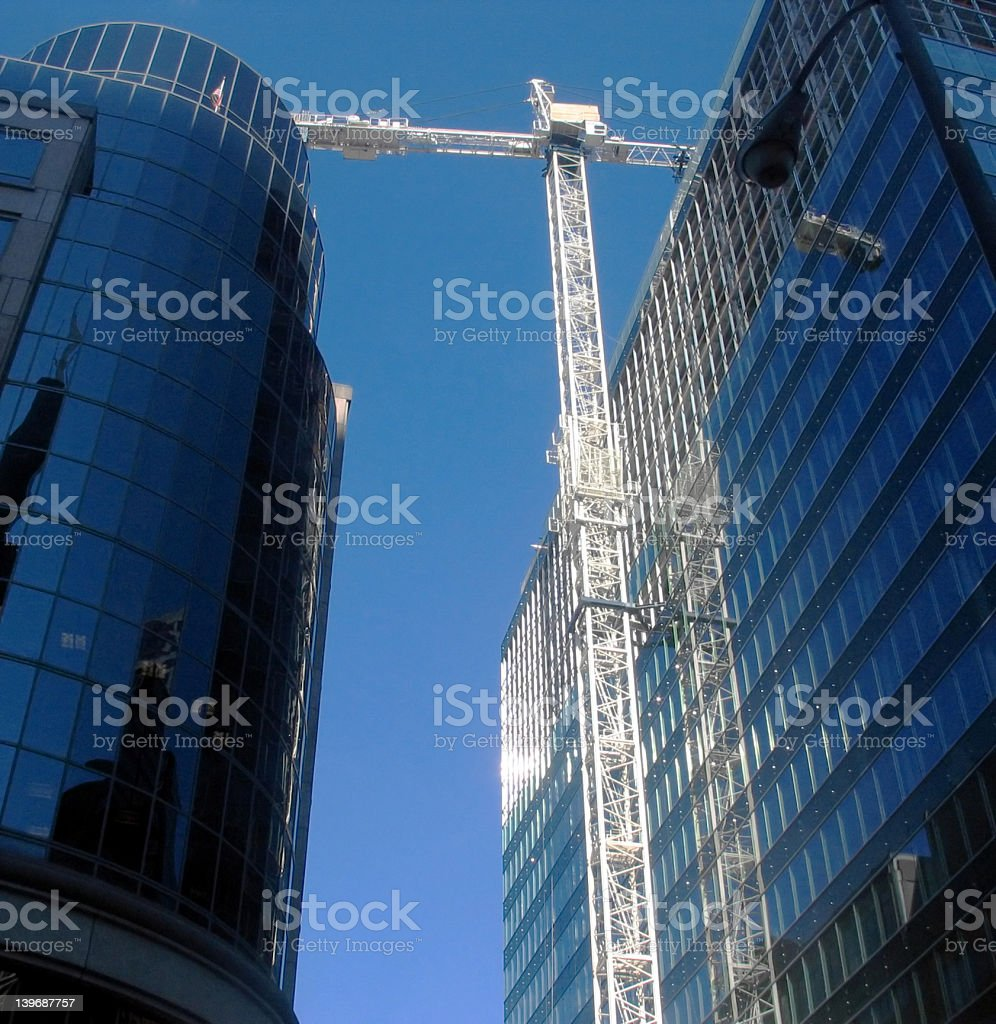 buildings 2 royalty-free stock photo