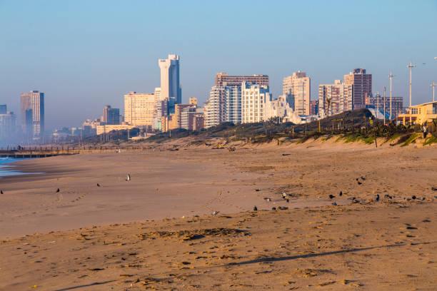 Gebäude in Durban Beachfront – Foto