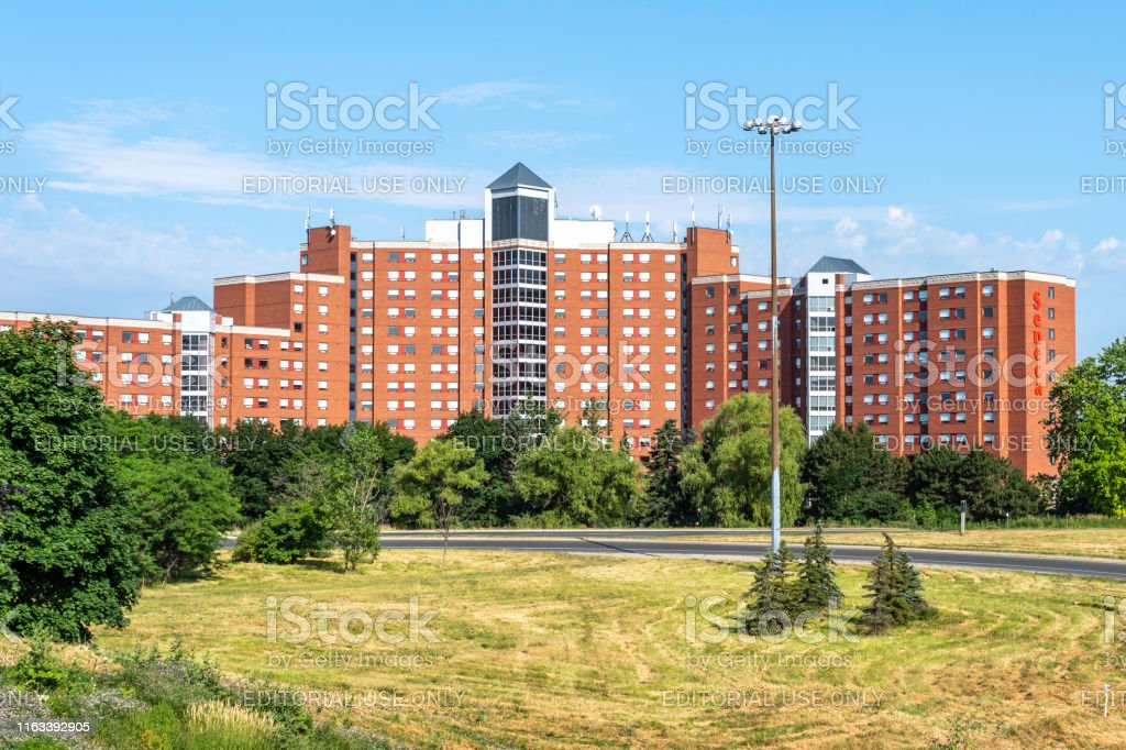 Buildings At Seneca College In Toronto Stock Photo Download Image Now Istock