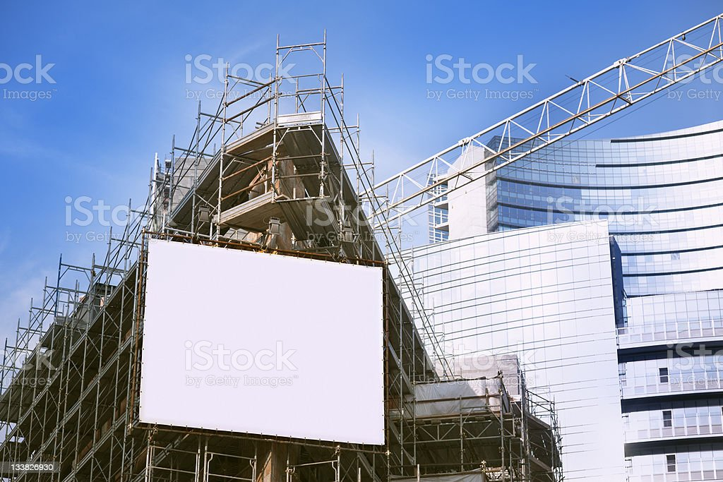 Buildings Exteriors stock photo
