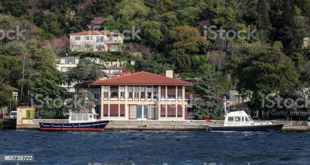 Buildings In Istanbul City Turkey Stock Photo - Download Image Now