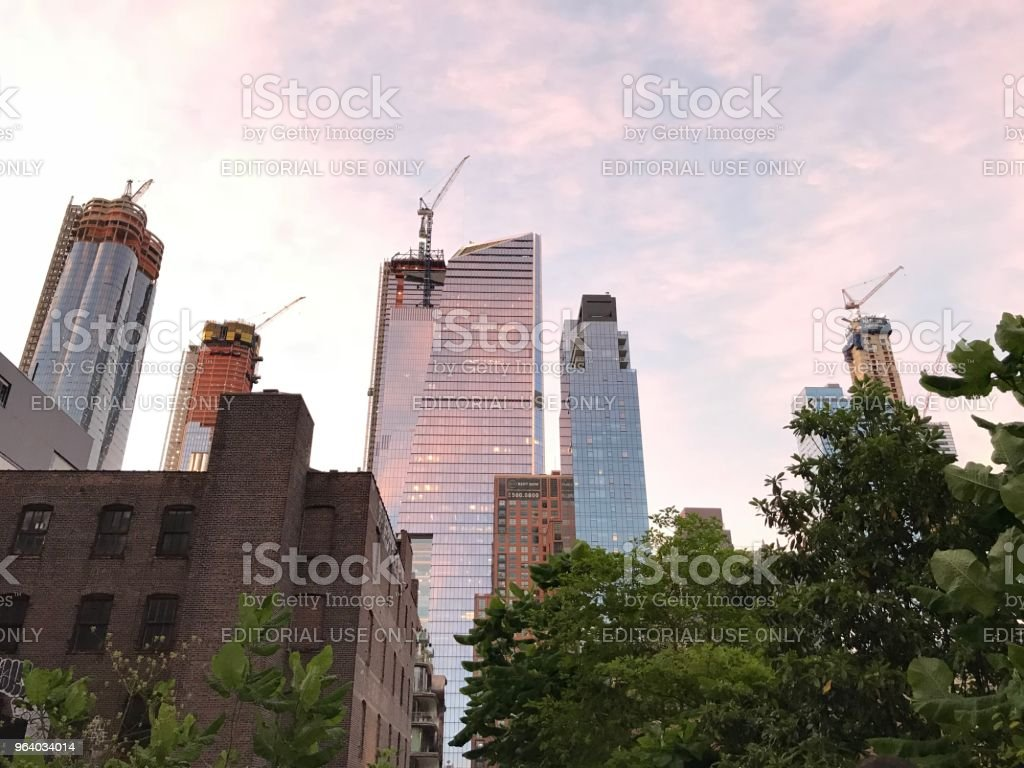 Buildings in New York - Royalty-free Architecture Stock Photo