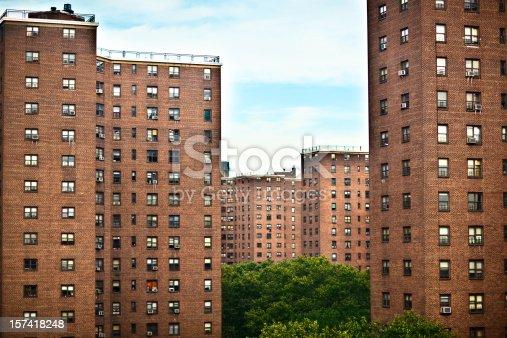Apartments in Brooklyn.