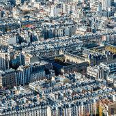 istock Buildings in Paris 531599709