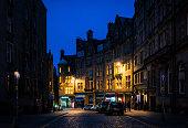 Edinburgh - Scotland, Europe, Scotland, UK, Alley