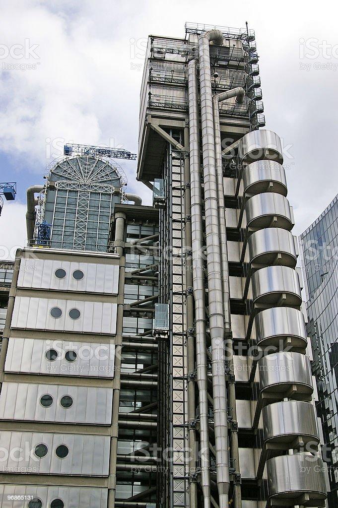 Gebäude, London Lizenzfreies stock-foto
