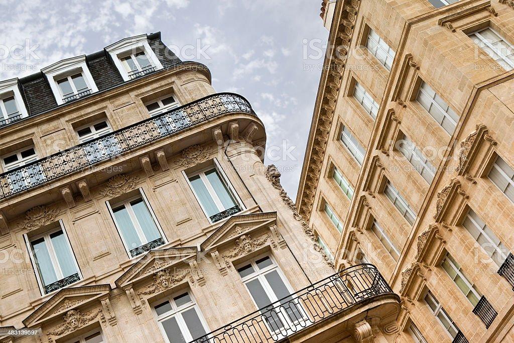 Bâtiments de Bordeaux - Photo