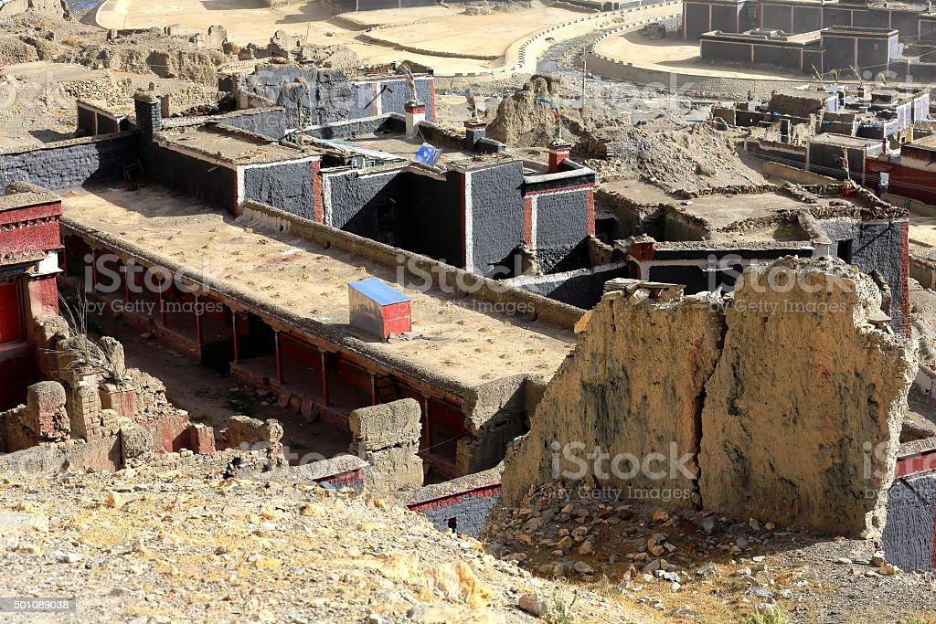 ビル銀行に trum または chong チュー川ますsakya チベットます1864