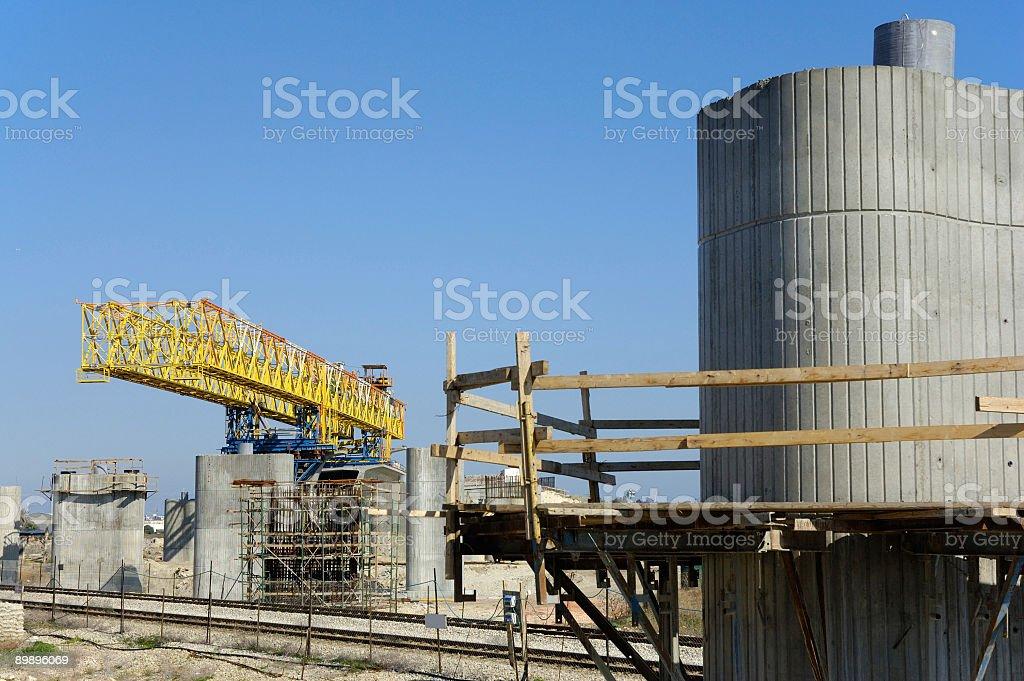 built bridge royalty-free stock photo