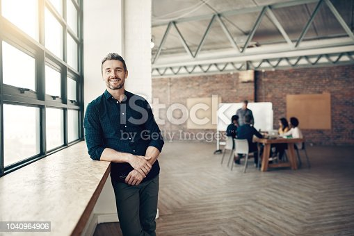 1040964880 istock photo I built this business on big ambition 1040964906