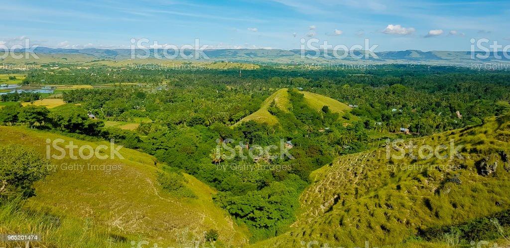 Bukit Purukambera, Sumba, Indonesia royalty-free stock photo