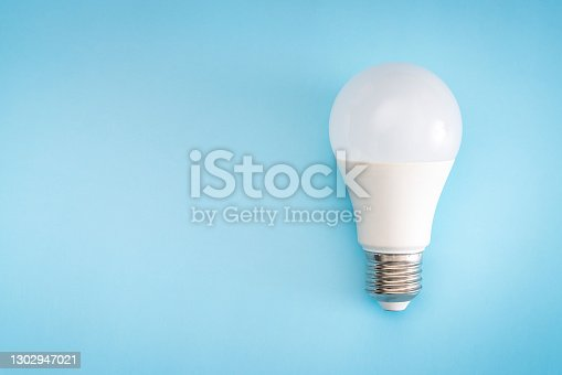 LED Light, Light Bulb, Lighting Equipment, Illuminated, Electric Lamp