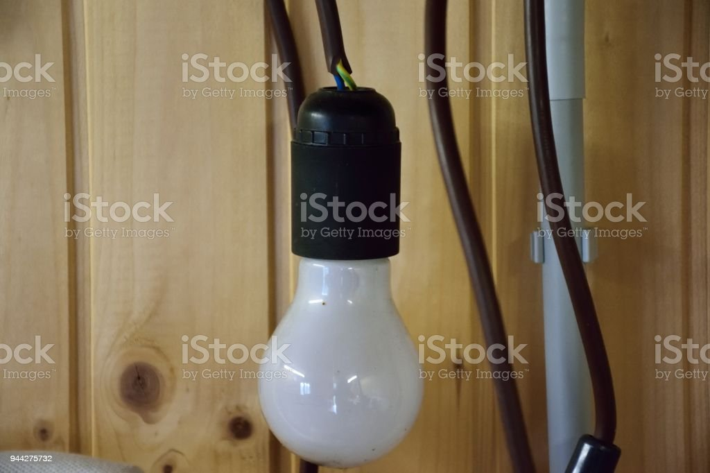 bulb - (žarnica) stock photo