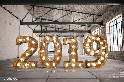 istock 2019 Bulb Sign 1010093702