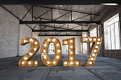 2017 Bulb Sign