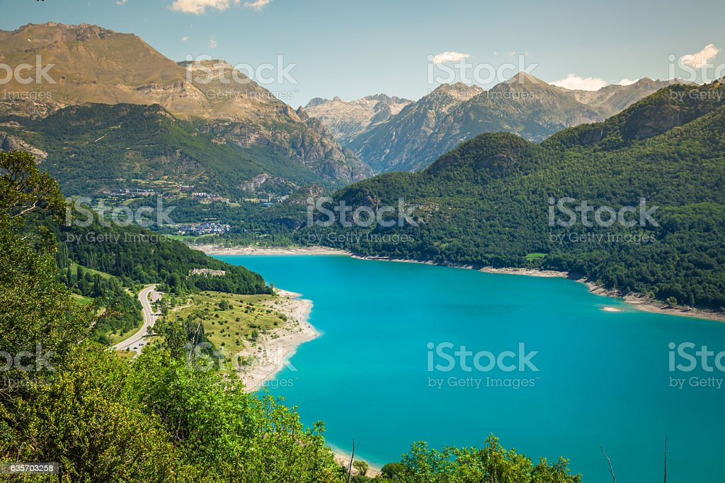 Bulbal Reservoir, also called Swamp Bubal is a reservoir located royalty-free stock photo