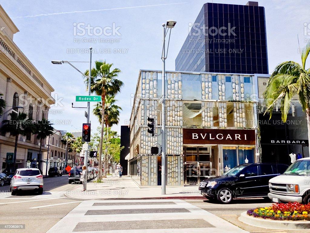 d29c95d7887 Foto de Bulgari Lojas Do Mundo Na Rodeo Drive Beverly Hills ...