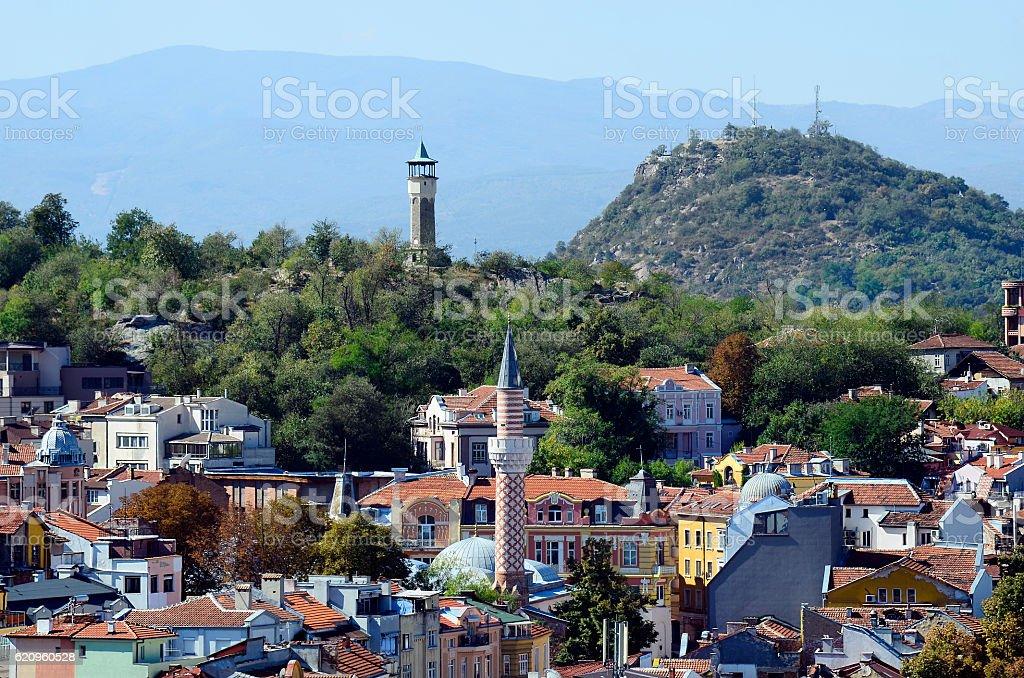 Bulgaria, Plovdiv royalty-free stock photo