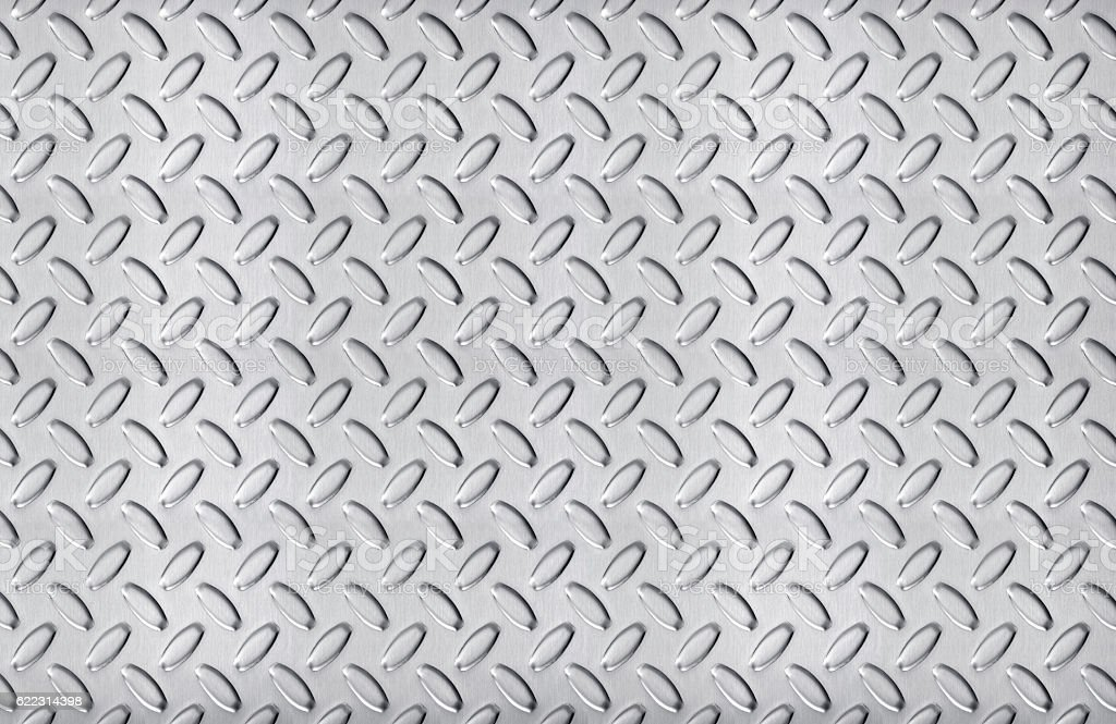 bulge stainless steel texture background wide size stock photo