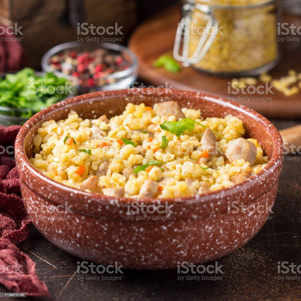 Fleischbällchen in Gemüsesauce für entkoppeltes Diätmenü