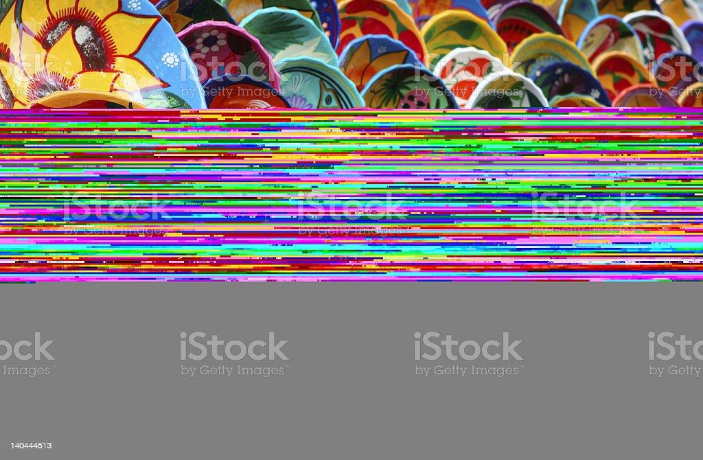 Bulk Tongue Rings royalty-free stock photo