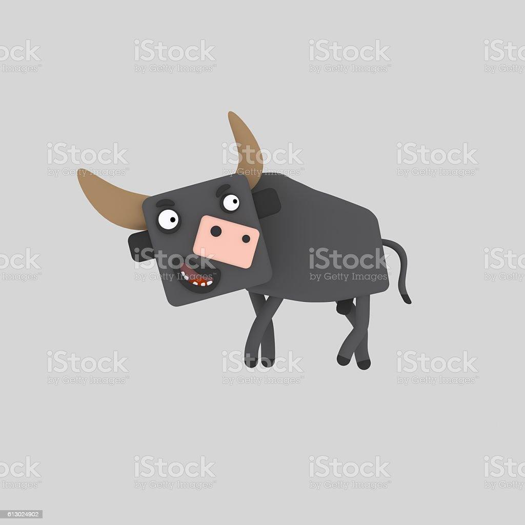 Bull - foto de stock