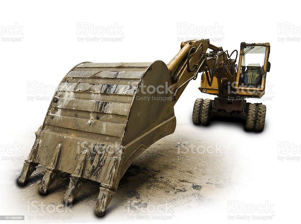 bulldozer – Foto