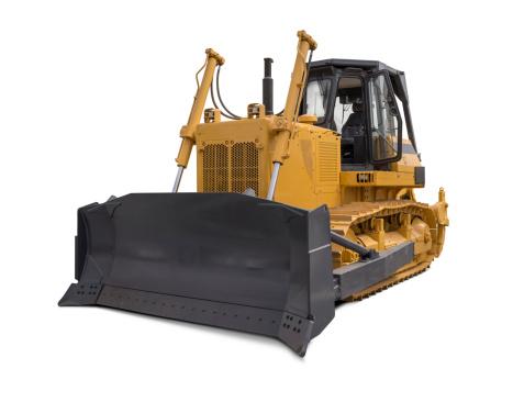 Bulldozer Stock Photo - Download Image Now