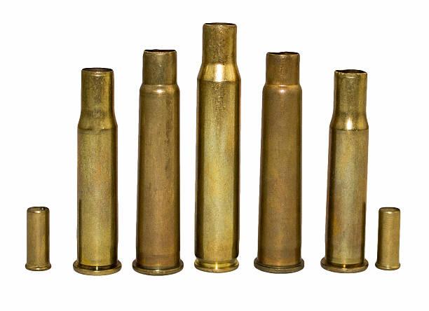 bullet line-up - jake*s stock-fotos und bilder