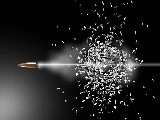 bullet - proiettile foto e immagini stock
