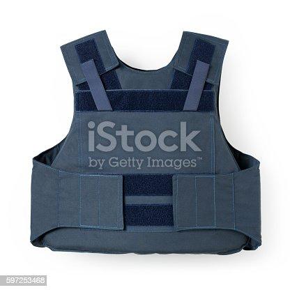 Bulletproof vest.