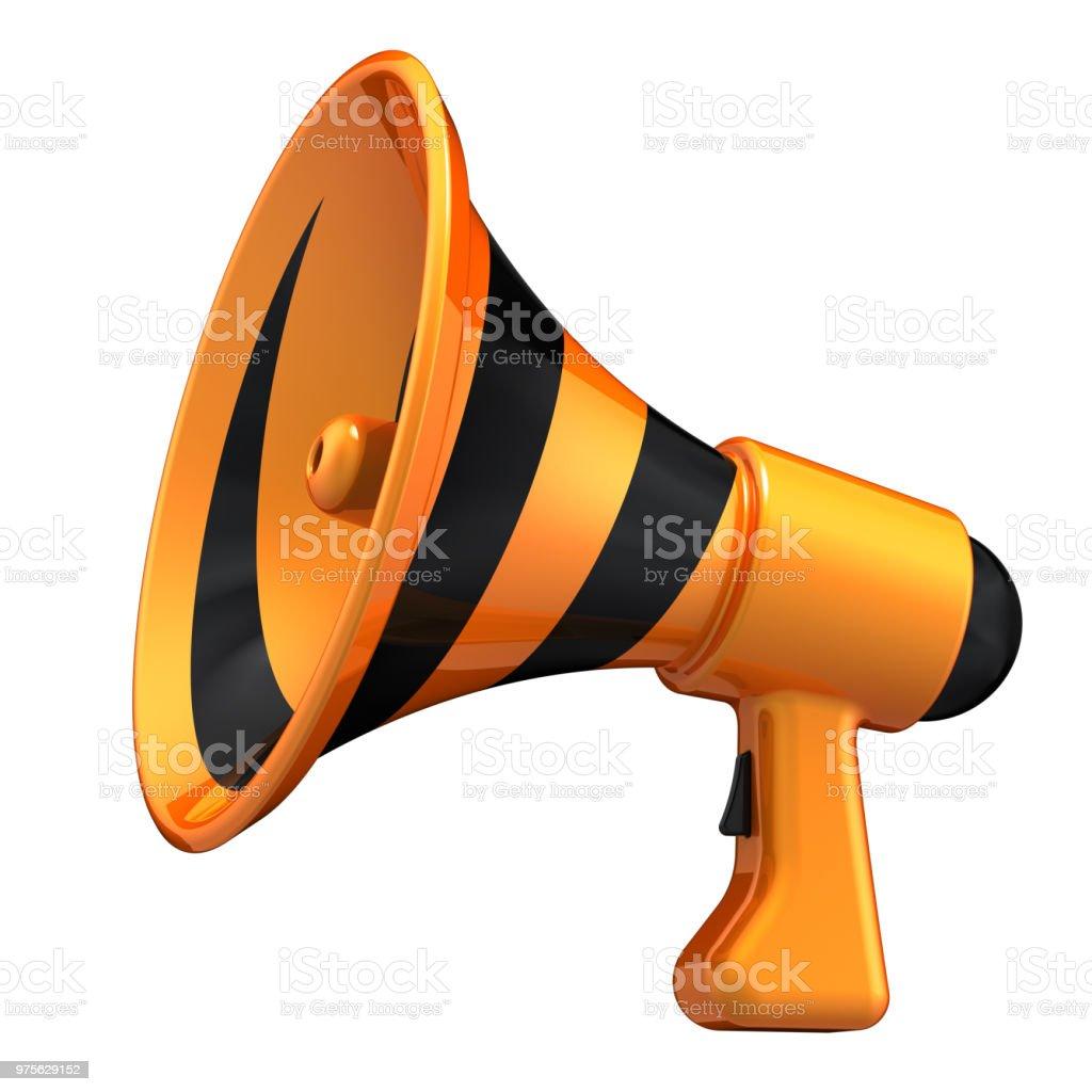 Bullhorn black orange icon megaphone news blog loudspeaker stock bullhorn black orange icon megaphone news blog loudspeaker royalty free stock photo publicscrutiny Gallery