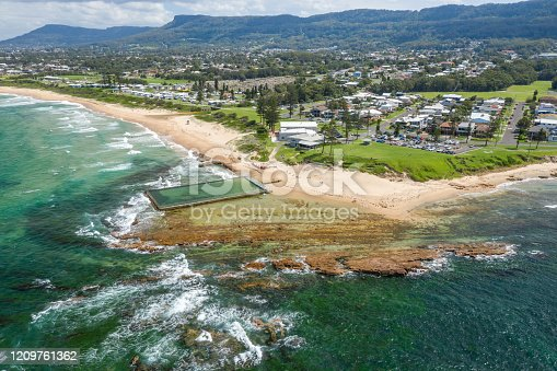 Bulli is a coastal community in the northern suburbs of Wollongong, New South Wales, Australia.  It is a popular surfing beach.  The area was originally settled due to its red cedars.