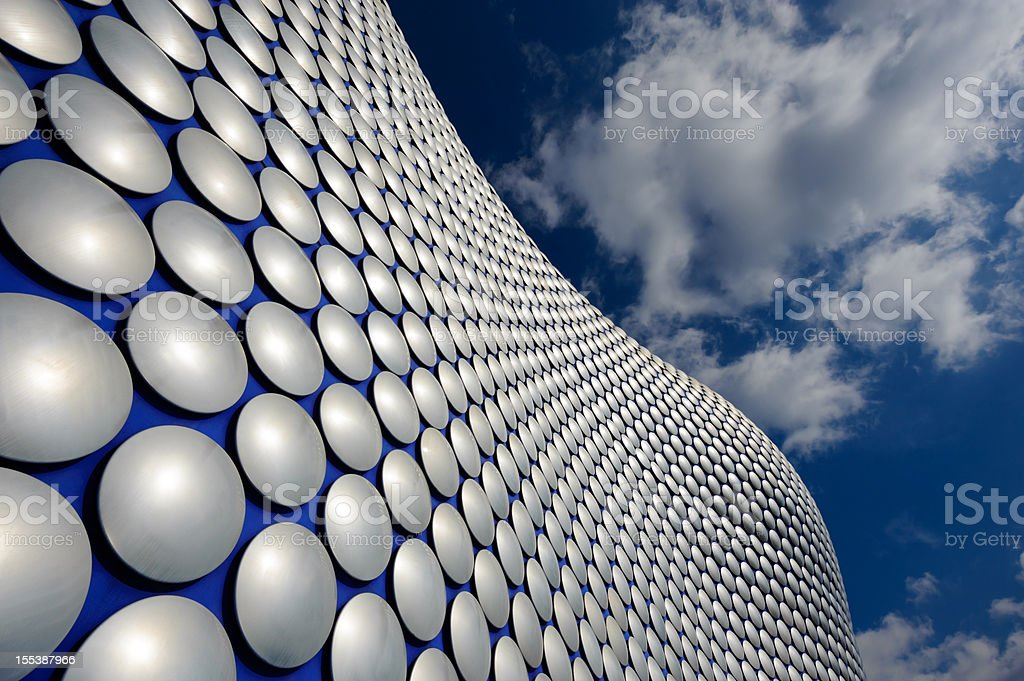 Bullring Shopping Center royalty-free stock photo
