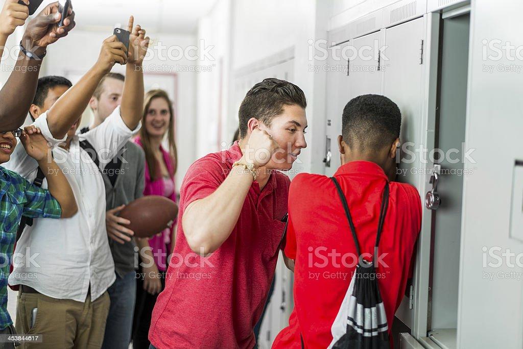Bullying stock photo