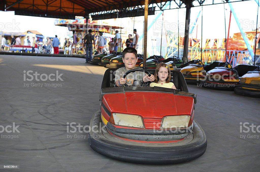 Autoscooter Spaß – Foto