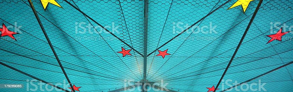 Autoscooter-Zelt – Foto